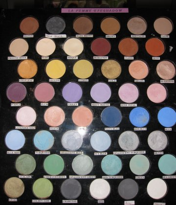 LaFemme Eyeshadow